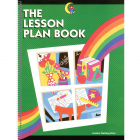 Plan Book The Rainbow Lesson 8-1/2 X 11