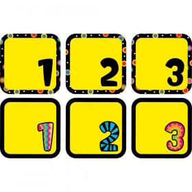 Poppin' Patterns Calendar Days