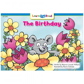Learn to Read Book, The Birthday