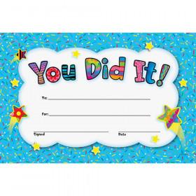 You Did It! Award