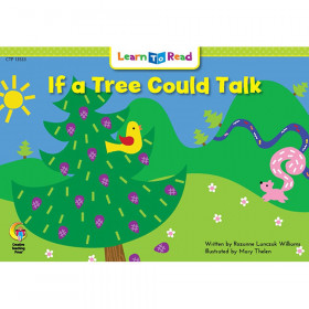 Learn to Read Book, If a Tree Could Talk
