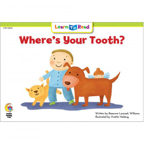 Wheres Your Tooth Learn To Read