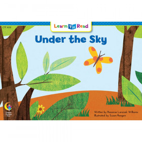 Learn to Read Book, Under The Sky