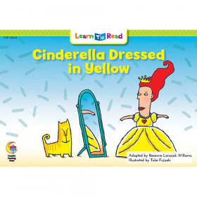 Cinderella Dressed In Yellow Learn To Read