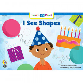 I See Shapes Learn To Read