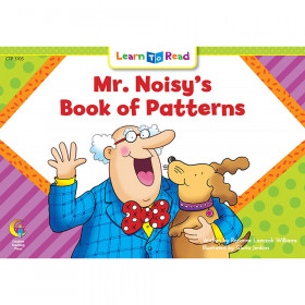 Mr Noisys Book Of Patterns Learn To Read