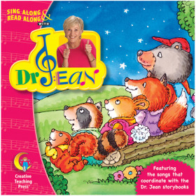 Sing Along & Read Along with Dr. Jean CD