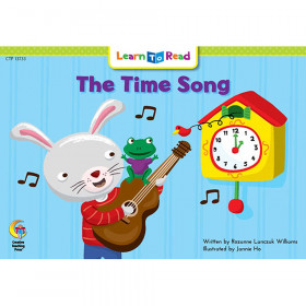 The Time Song Learn To Read