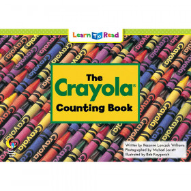 The Crayola Counting Book Learn To Read