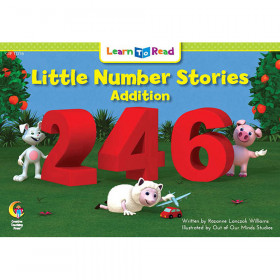 Little Number Stories Addition Learn To Read