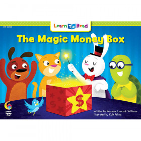 The Magic Money Box Learn To Read