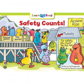 Safety Counts Learn To Read