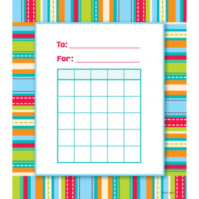 Stripes & Stitches Student Incentive Chart