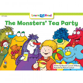 The Monsters Tea Party Learn To Read