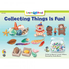 Collecting Things Is Fun Learn To Read