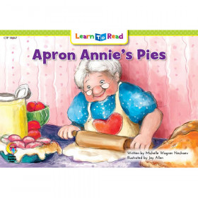 Learn to Read Book, Apron Annie's Pies