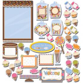 Sweet Shoppe Bulletin Board Set