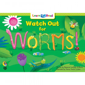 Watch Out For Worms Learn To Read