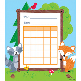 Woodland Friends Student Incentive Chart