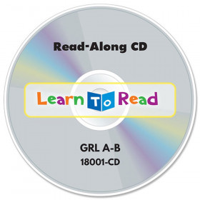 Learn to Read Read Along CD 1 Level A-B