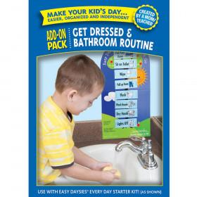 Easy Daysies Get Dressed & Bathroom Routine Add-On Pack