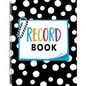 Bold & Bright Record Book