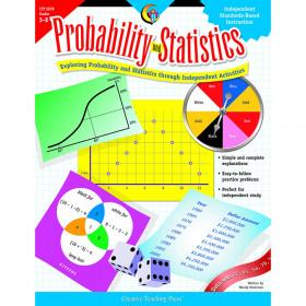 Probability & Statistics Gr 5-8