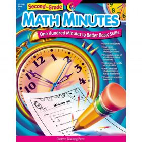 Math Minutes, 2nd Grade