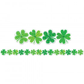 Happy St. Patrick's Day Border