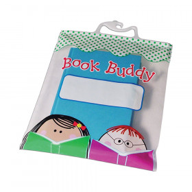 """Book Buddy Bags, 10.5"""" x 12.5"""", Pack of 6"""