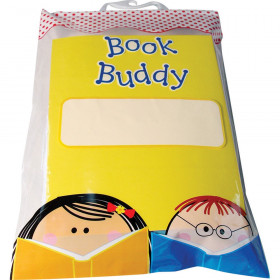 "Book Buddy Bags, 11"" x 16"", Pack of 5"