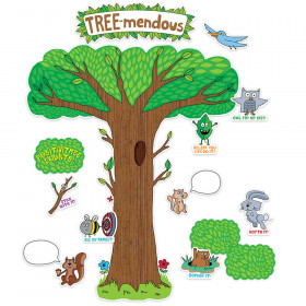 So Much Pun Tree-mendous Bulletin Board Set