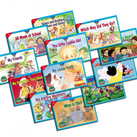 Sight Word Readers: Grades 1-2 Variety Pack