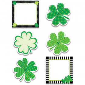 Happy St. Patrick's Day Designer Cut-Outs