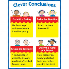 Clever Conclusions Chart Gr 1-3