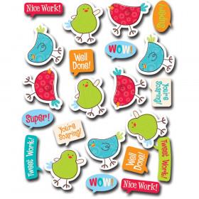 Tweeting Birds Stickers