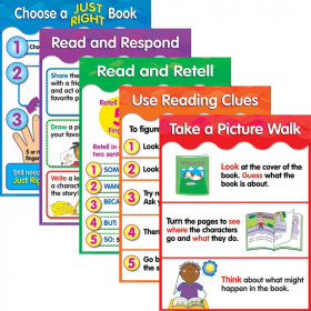 Ready, Set, Read 5-Chart Pack