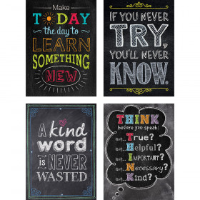 Chalk It Up! Inspire U Motivational Stickers