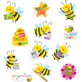 Bee Rewarded Stickers