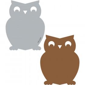Owl Two-Color Calendar Cut-Out