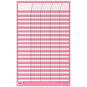 Pink Small Vertical Incentive Chart