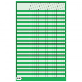 Green Small Vertical Incentive Chart