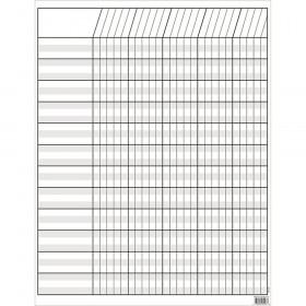 White Incentive Chart