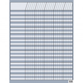 Slate Gray Incentive Chart