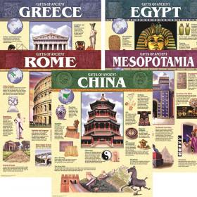 Ancient Civilization 5-Chart Pack