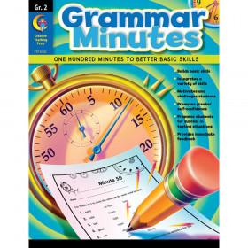 Grammar Minutes Book, Grade 2