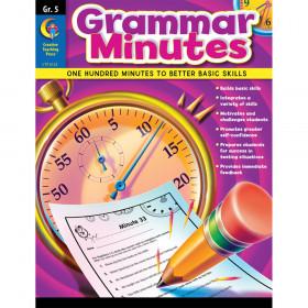 Grammar Minutes, Grade 5