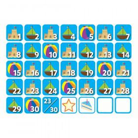 June Seasonal Calendar Days, 35/Pack