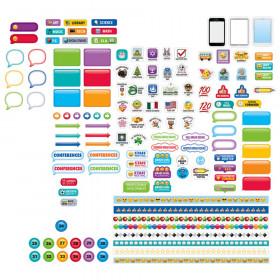 Emoji Lesson Planner Stickers