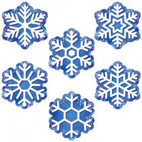 "Snowflakes 6"" Designer Cut-Outs"